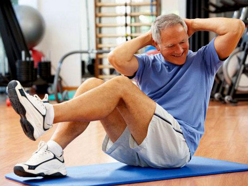 تاثیر ورزش بر سیستم ایمنی سالمندان
