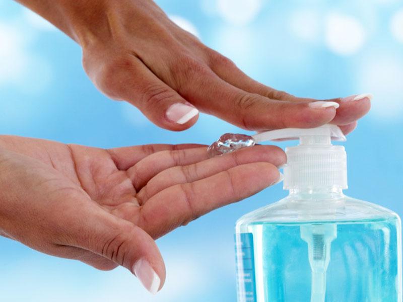 اهمیت استفاده از ژل ضدعفونی کننده