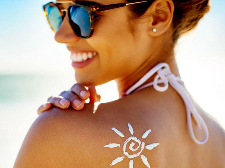 ضد آفتاب با عیار مناسب