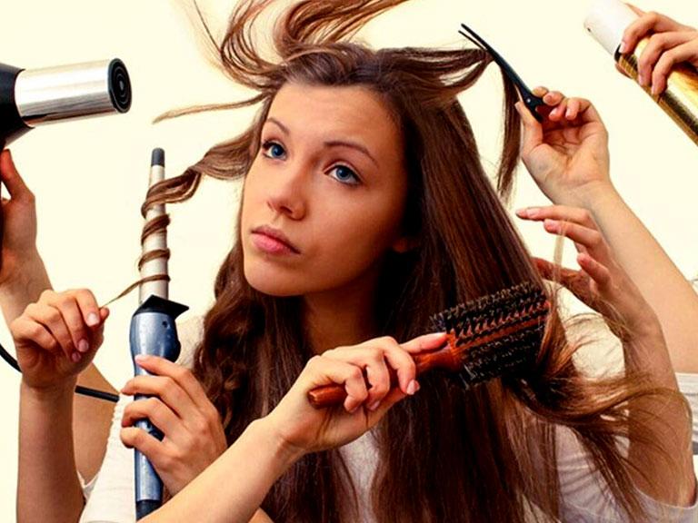 روش مناسب مراقبت از مو