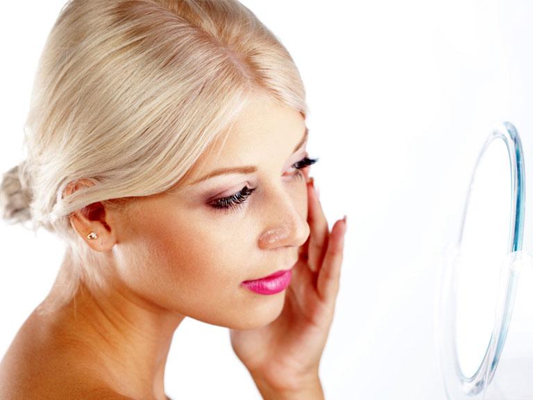 تشخیص نوع پوست صورت