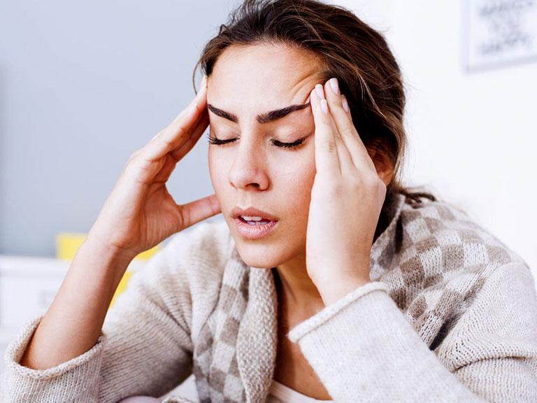درمان گیاهی سردرد در منزل