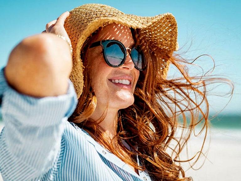 استفاده از کرم ضدآفتاب برای مراقبت از پوست صورت